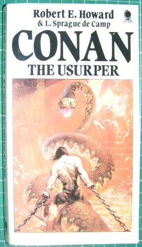 9780441114696: Conan the Usurper