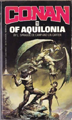 9780441114726: Conan of Aquilonia (Conan The Barbarian)