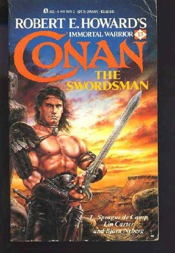 9780441114795: Conan the Swordsman (Conan, No 13)