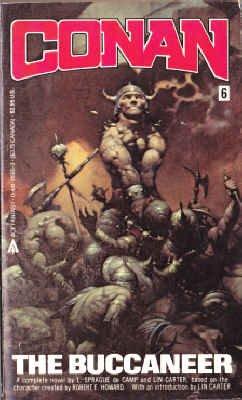 9780441115853: Conan the Buccaneer