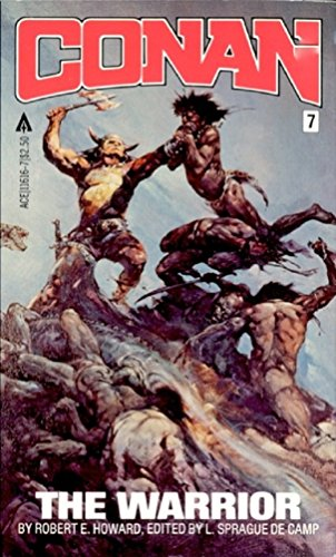 9780441115860: Conan 07/warrior (Conan Series)