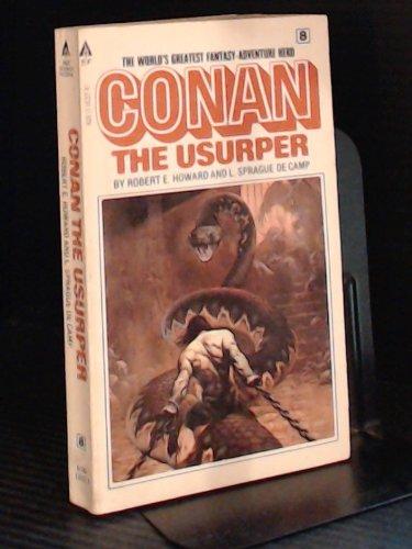 9780441115891: Conan 08/the Usurper