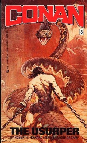 9780441115914: Conan 08/the Usurper (Conan Series)
