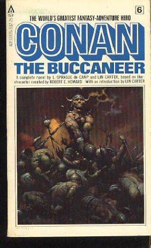 Conan the Buccaneer (Conan #6): L. Sprague De