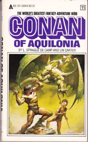 9780441116409: Conan 11/aquilonia