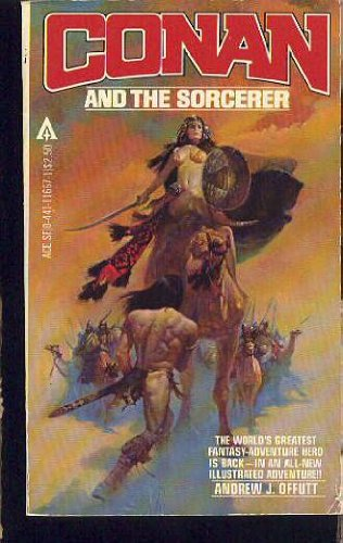 9780441116676: Conan and the Sorcerer
