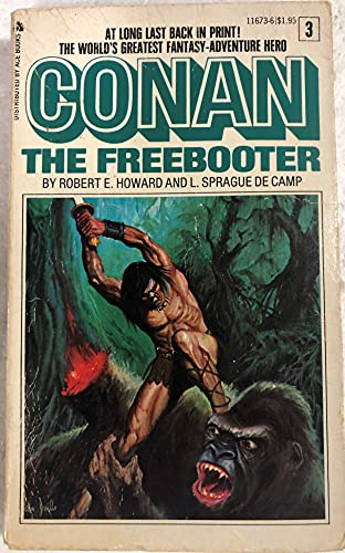 Conan the Freebooter (ACE Conan Series Volume 3, Three)