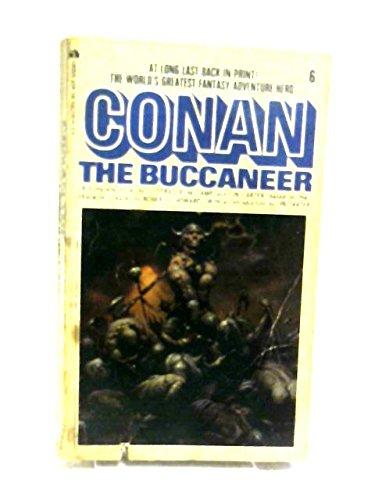 9780441116768: Conan the Buccaneer (Conan #6)