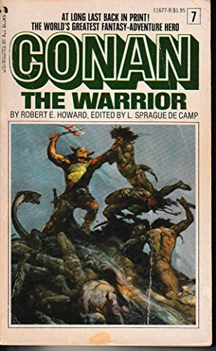 Conan the Warrior: Robert E. Howard