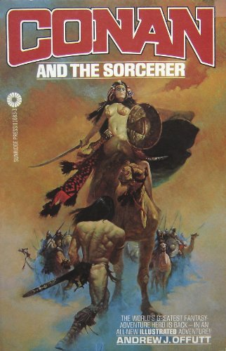 9780441116836: Conan and the sorcerer