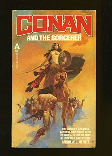 9780441116843: Conan and the Sorcerer (Conan Illustrated)