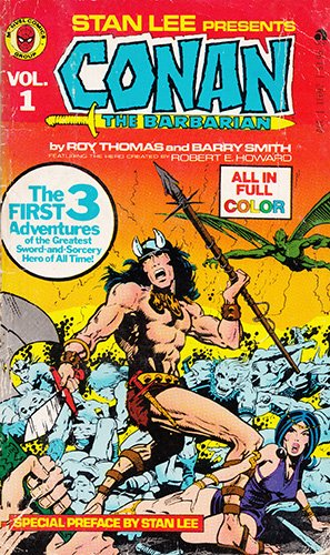 Conan the Barbarian Volume 1 (Stan Lee Presents.)