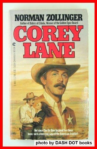 9780441117468: Corey Lane