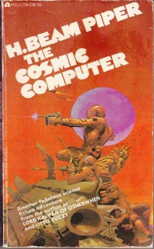9780441117567: The Cosmic Computer (Junkyard Planet)