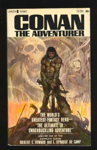 9780441118588: Conan the Adventurer