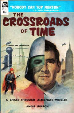 9780441123117: The Crossroads of Time (Vintage Ace SF, 12311)