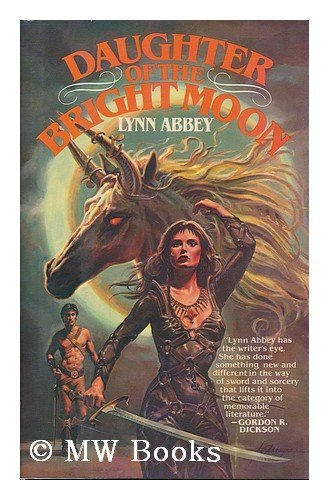DAUGHTER OF THE BRIGHT MOON: Abbey, Lynn