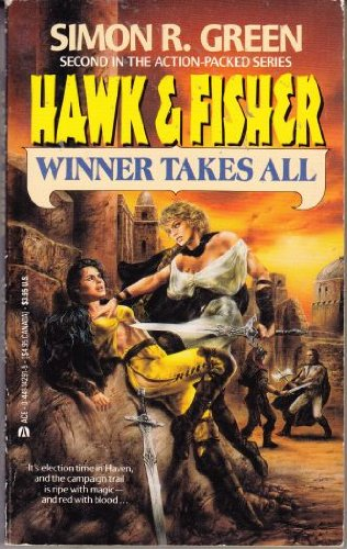 9780441142910: Winner Takes All (Hawk and Fisher, No 2)