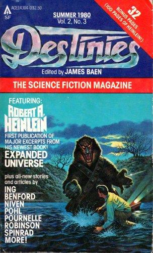 9780441143047: Destinies, Summer 1980 (Vol. 2, No. 3)
