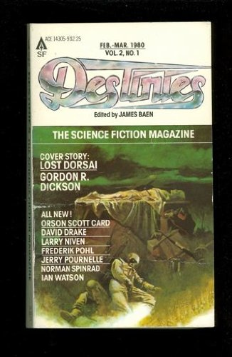 Destinies Vol. 2 #1 Feb,-Mar. 1980