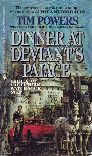9780441148783: Dinner at Deviant's Palace