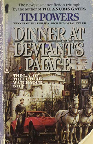 9780441148790: Dinner at Deviant's Palace