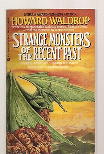 9780441160693: Strange Monsters of the Recent Past