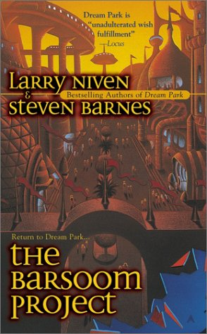 The Barsoom Project: Return to Dream Park: Dream Park series, Book 2: Niven, Larry and Steven ...