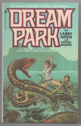 Dream Park (0441167268) by Larry Niven; Steven Barnes