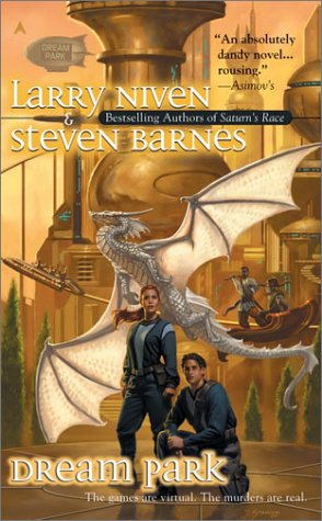 Dream Park (0441167306) by Larry Niven; Steven Barnes