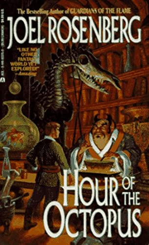 9780441169757: Hour of the Octopus