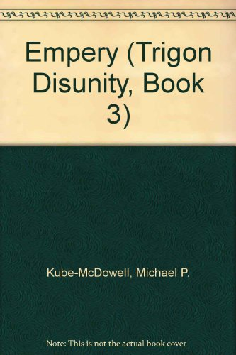 9780441180738: Empery (Trigon Disunity, Book 3)