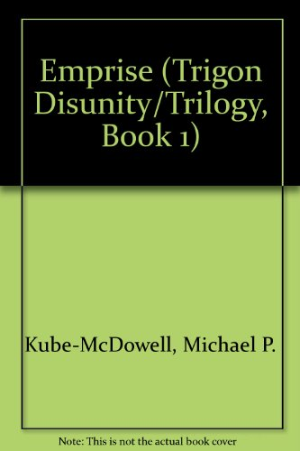 9780441180745: Emprise (Trigon Disunity/Trilogy, Book 1)