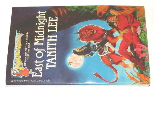 9780441181919: East of Midnight (Magicquest No 15)