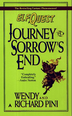 9780441183715: Elfquest: Journey to Sorrow's End