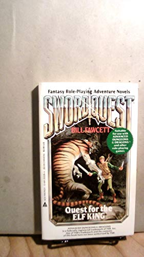 Quest for the Elf King: Bill Fawcett