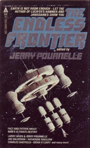 The Endless Frontier, Vol. 1: Jerry Pournelle