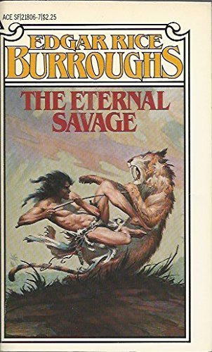 9780441218066: The Eternal Savage