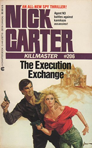 9780441218776: The Execution Exchange (Kilmaster)