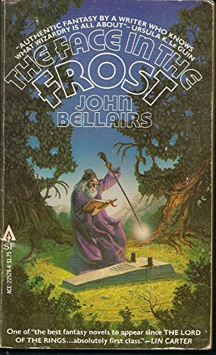 The Face in the Frost: John Bellairs