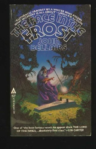The Face in the Frost.: BELLAIRS, John.