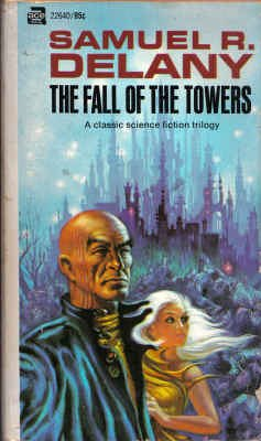 9780441226405: Captives of the Flame / The Towers of Toron / City of a Thousand Suns (The Fall of the Towers)