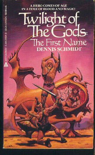 9780441239290: Twilight of Gods: The First Name