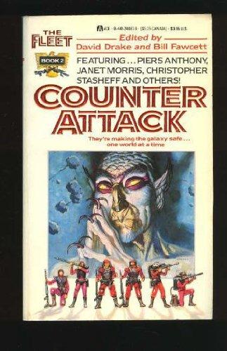 The Fleet, Book 2: Counter Attack (0441240879) by David Drake; Bill Fawcett