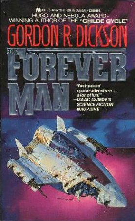 9780441247134: The Forever Man