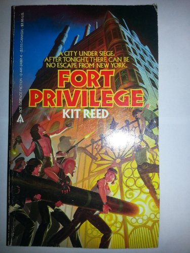 9780441248612: Fort Privilege