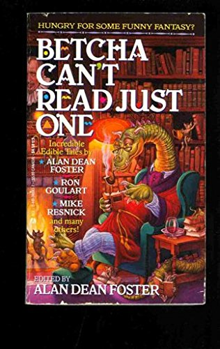 9780441248834: Betcha Can't Read Just One; funny fantasy