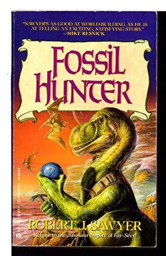 9780441248841: Fossil Hunter (Quintaglio Ascension, Book 2)