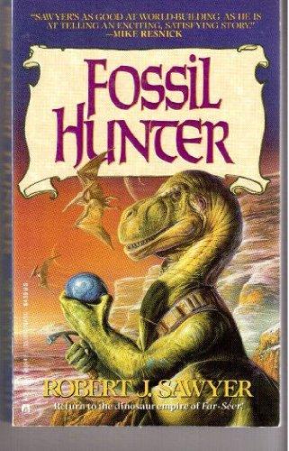 9780441248841: Fossil Hunter (Quintaglio Ascension, Book 2)