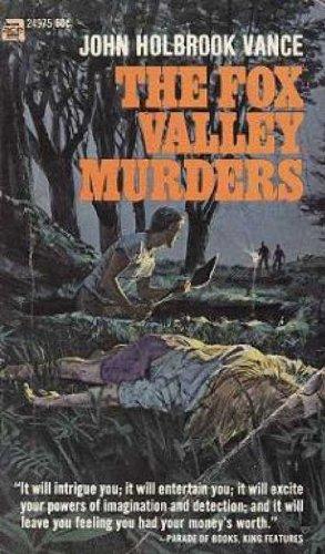 The Fox Valley Murders (Ace Mystery, 24975): John Holbrook (